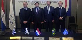Argentina participó de la XLII XLII Reunión ordinaria de Ministros de Salud de Mercosur y Estados Asociados
