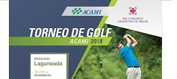 Torneo de Golf | Acami 2018