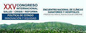 """Programa XXV Congreso Inerternacional CAES """"Política de Estado. Innovación y Equidad""""."""
