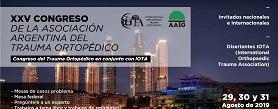 El Hospital Británico participará del XXV Congreso de la Asociación Argentina del Trauma Ortopédico