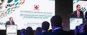 Se realizo con éxito el Congreso Argentino de Salud en Rosario