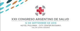 XXII CONGRESO ARGENTINO DE SALUD – PROGRAMA