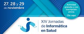 XIV JORNADAS DE INFORMATICA EN SALUD